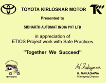 Sidharth Automat India